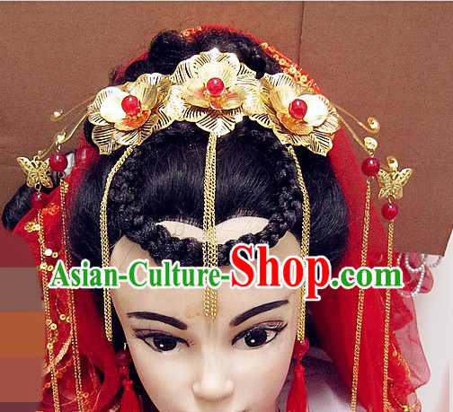 Ancient Chinese Bridal Accessories