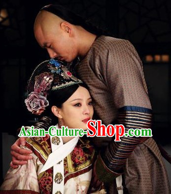 Qing Empress Imperial Crown for Ladies