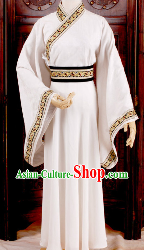 Ancient Chinese Hanfu Clothing for Men