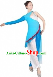 Traditional Chinese Dance Costumes for Women