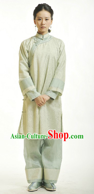 Ancient Chinese Pajamas Costumes for Women