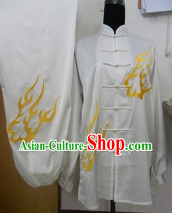 Traditional Chinese Silk Kung Fu Championship Outfit