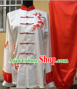 Traditional Chinese Embroidered Martial Arts Clothes