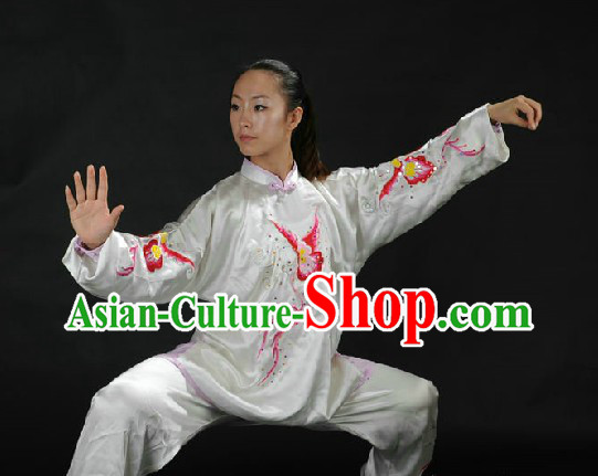 Traditional Chinese Tai Chi Kung Fu Clothes for Women