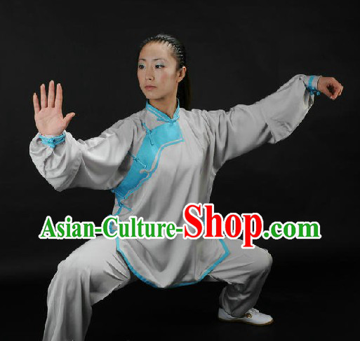 Traditional Chinese Tai Chi Chuan Suits for Women