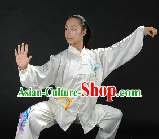 Traditional Chinese Tai Chi Chuan Butterfly Costumes