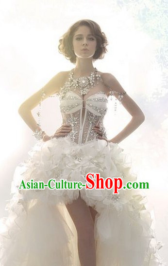 Chinese Classic Bridal Wedding Body Accessories