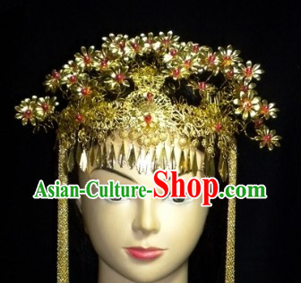 Ancient Chinese Wedding Hat for Women