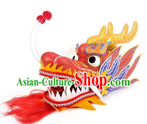 39 Inches Big Size No.2 Dragon Dance Head