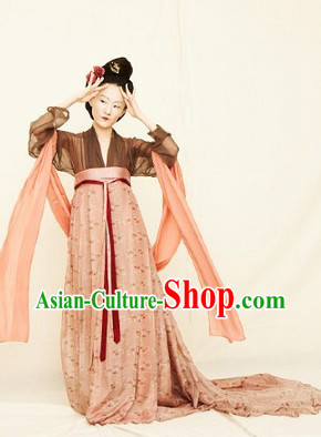 Han-Tang Lady Attire Skirts Set