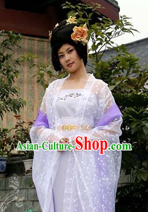 Ancient Chinese Tang Dynasty Maid Lady for Women