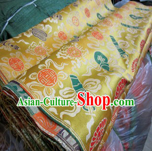 Traditional Chinese Tibetan Window Curtains Cloth