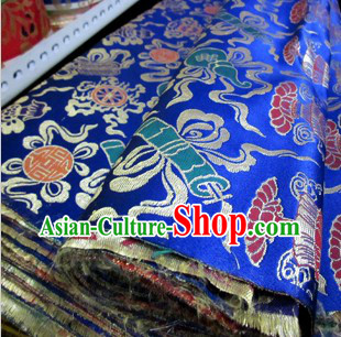 Traditional Chinese Tibetan Style Table Cloth Fabric