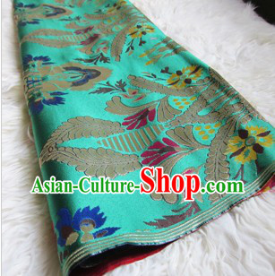 Traditional Chinese Tibetan Clothing Fabric