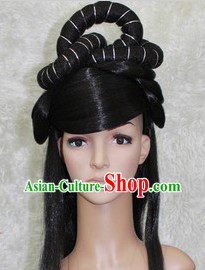 Ancient Chinese Fairy Style Long Wig