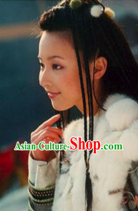 Chinese Old Style Long Pigtail