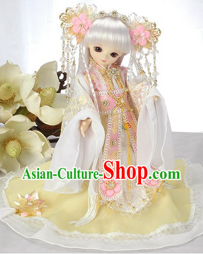 Ancient Chinese Kids Costumes and Accessories