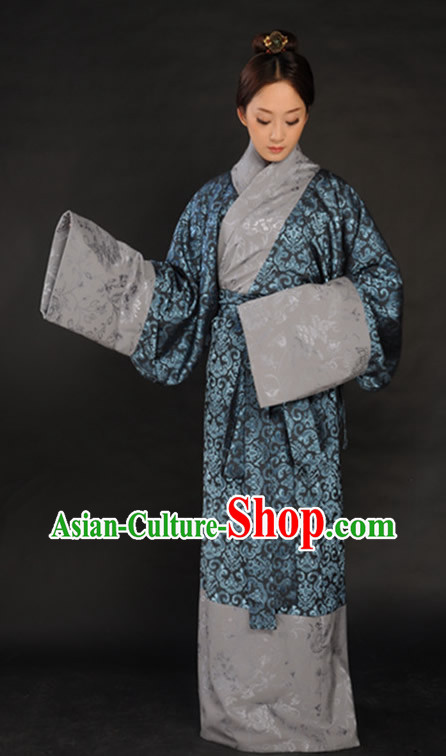 Ancient Chinese Antique Style Clothing for Royal Lady