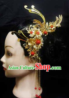 Ancient Chinese Phoenix Style Hairpin