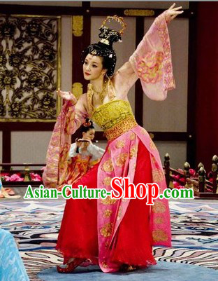 Legend of Daming Palace Princess Clothing for Women