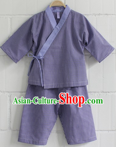 Traditional Ancient Chinese Hanfu Clothing for Boys