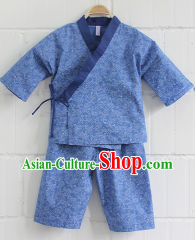 Traditional Ancient Chinese Hanfu Clothing for Children