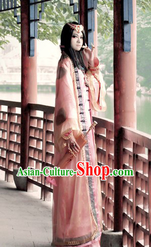 Chinese Classical Princess Cosplay Costume
