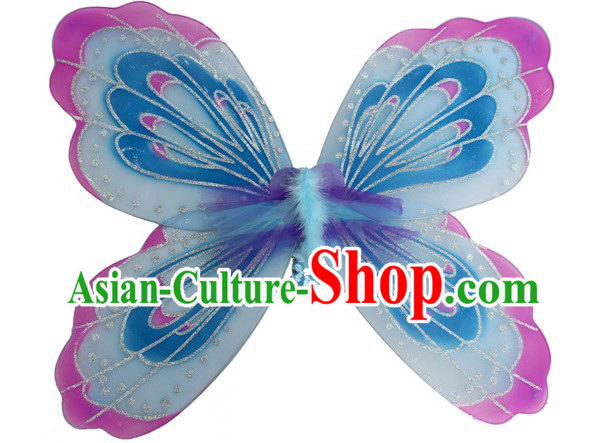 Stage Performance Adult Size Butterfly Wings for Women