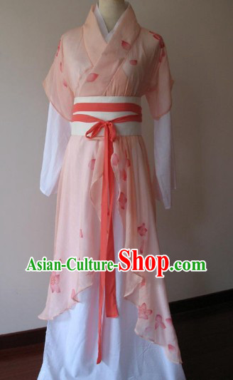 Traditional Ancient Chinese Summer Wear Hanfu Clothes for Women