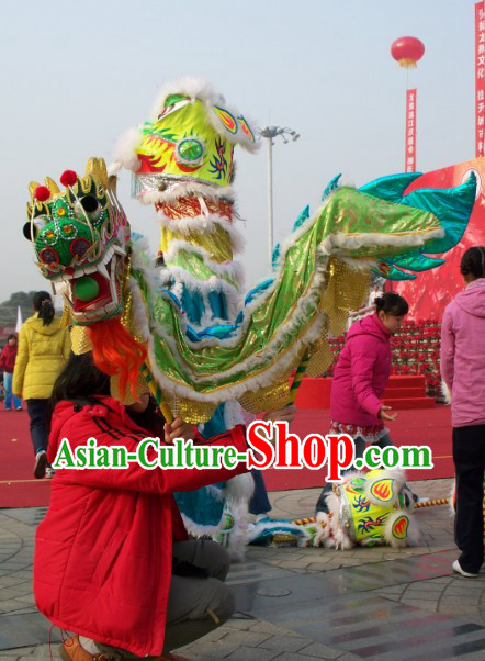 Traditional One Person Dragon Dance Props