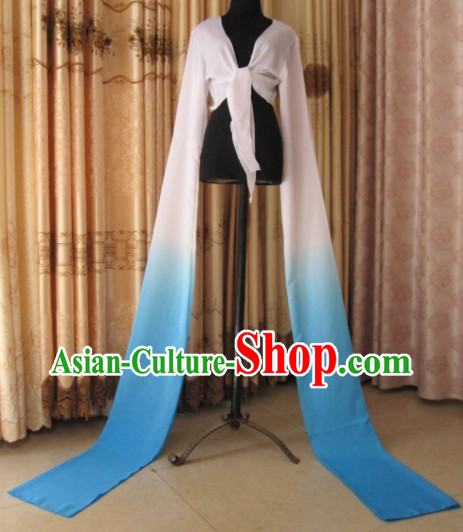 Traditional Long Sleeve Water Sleeve Dance Suit