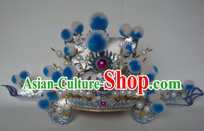 Traditional China Beijing Opera Headgear for Men