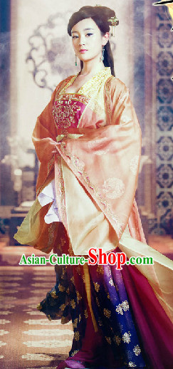 Chinese Ancient Girl Clothes
