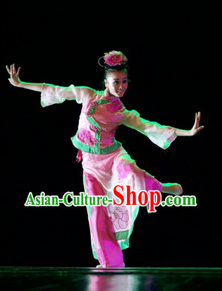 Professional Solo Dancing Costume for Women