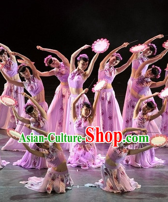 High School Dance Team Costumes for Women