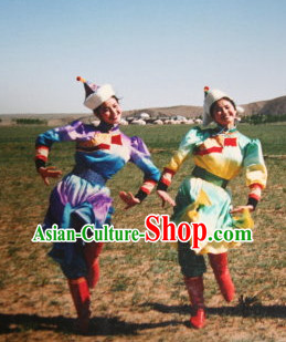 Traditional Clothes of Mongolia