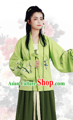 Free Shipping Worldwide Ancient Chinese Song Dynasty Clothes for Women