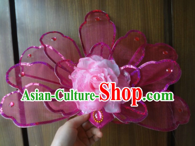 Professional Chinese Dance Headwear