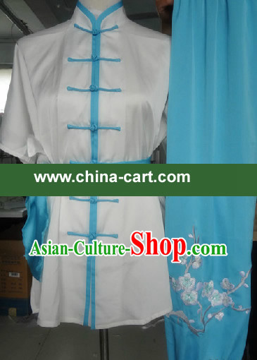 Traditional Asian Kung Fu Clothing for Men or Women