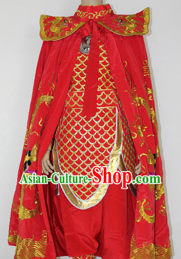 Chinese Bian Lian Costumes and Mantle