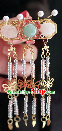 Chinese Traditional Princess Handmade Hair Clasp