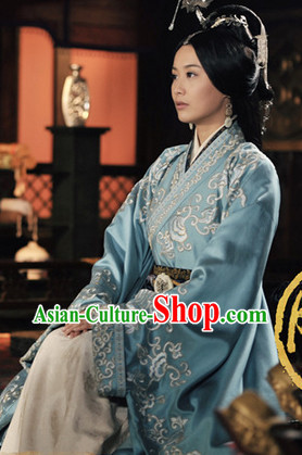 China Traditional Han Dynasty Clothes for Women
