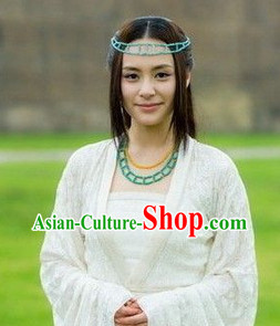 Asian Fairy Costumes and Headwear Complete Set