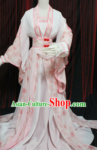 Traditional Chinese Clothing for Girls
