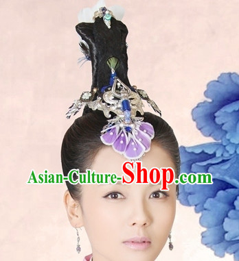 Chinese Traditional Hair Jewelry Set