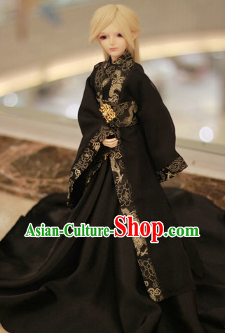 Black BJD Costumes for Men