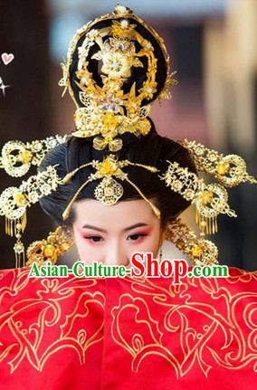 Ancient Chinese Palace Empress Hair Accessories