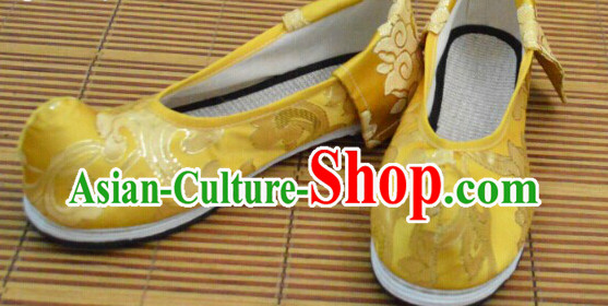 Traditional Chinese Hanfu Shoes for Women