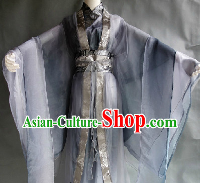 Ancient Chinese Guzhuang Ancient Clothing for Men