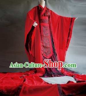Classical Chinese Wedding Dresses for Men
